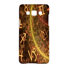 Romance Zodiac Star Space Samsung Galaxy A5 Hardshell Case  by Mariart