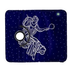 Virgo Zodiac Star Galaxy S3 (flip/folio) by Mariart