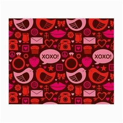 Xoxo! Small Glasses Cloth
