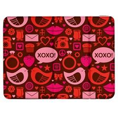 Xoxo! Samsung Galaxy Tab 7  P1000 Flip Case