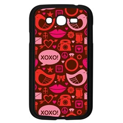 Xoxo! Samsung Galaxy Grand Duos I9082 Case (black)