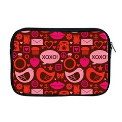 Xoxo! Apple Macbook Pro 17  Zipper Case by Nexatart