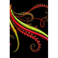 Cool Pattern Designs 5 5  X 8 5  Notebooks