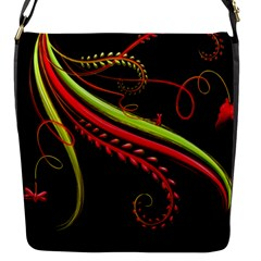 Cool Pattern Designs Flap Messenger Bag (s)