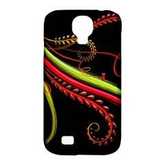 Cool Pattern Designs Samsung Galaxy S4 Classic Hardshell Case (pc+silicone)