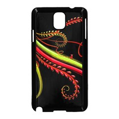 Cool Pattern Designs Samsung Galaxy Note 3 Neo Hardshell Case (black)