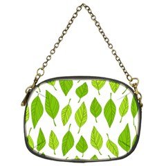 Spring Pattern Chain Purses (one Side)  by Nexatart