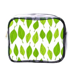 Spring Pattern Mini Toiletries Bags