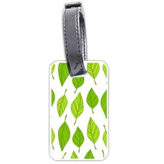 Spring Pattern Luggage Tags (one Side)