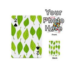 Spring Pattern Playing Cards 54 (mini)