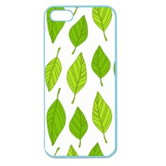 Spring Pattern Apple Seamless Iphone 5 Case (color)