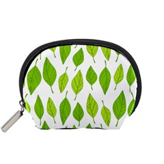 Spring Pattern Accessory Pouches (small)