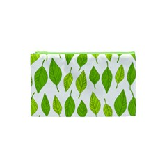 Spring Pattern Cosmetic Bag (xs) by Nexatart