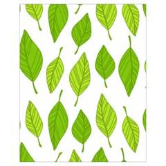 Spring Pattern Drawstring Bag (small) by Nexatart