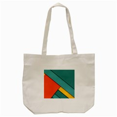 Color Schemes Material Design Wallpaper Tote Bag (cream)