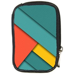 Color Schemes Material Design Wallpaper Compact Camera Cases by Nexatart