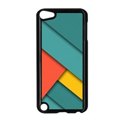 Color Schemes Material Design Wallpaper Apple Ipod Touch 5 Case (black)