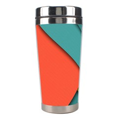 Color Schemes Material Design Wallpaper Stainless Steel Travel Tumblers by Nexatart