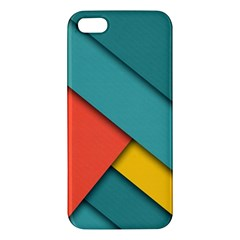 Color Schemes Material Design Wallpaper Iphone 5s/ Se Premium Hardshell Case