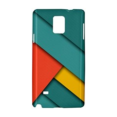 Color Schemes Material Design Wallpaper Samsung Galaxy Note 4 Hardshell Case