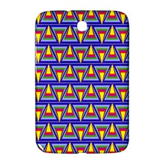Seamless Prismatic Pythagorean Pattern Samsung Galaxy Note 8 0 N5100 Hardshell Case