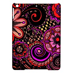 Sunset Floral Ipad Air Hardshell Cases by Nexatart
