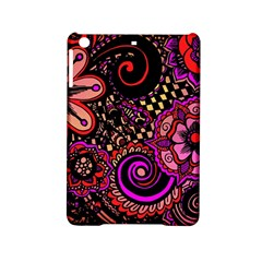 Sunset Floral Ipad Mini 2 Hardshell Cases