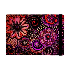Sunset Floral Ipad Mini 2 Flip Cases