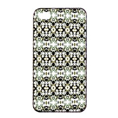 Abstract Camouflage Apple Iphone 4/4s Seamless Case (black) by dflcprints