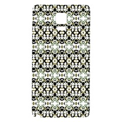 Abstract Camouflage Galaxy Note 4 Back Case by dflcprints