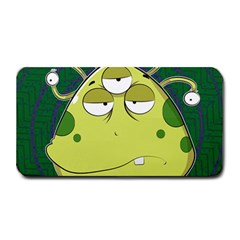 The Most Ugly Alien Ever Medium Bar Mats by Catifornia