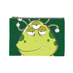 The Most Ugly Alien Ever Cosmetic Bag (large)