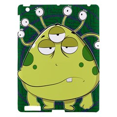 The Most Ugly Alien Ever Apple Ipad 3/4 Hardshell Case by Catifornia