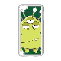 The Most Ugly Alien Ever Apple Ipod Touch 5 Case (white) by Catifornia
