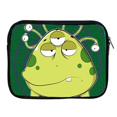 The Most Ugly Alien Ever Apple Ipad 2/3/4 Zipper Cases by Catifornia