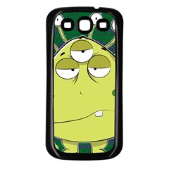 The Most Ugly Alien Ever Samsung Galaxy S3 Back Case (black) by Catifornia