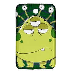 The Most Ugly Alien Ever Samsung Galaxy Tab 3 (7 ) P3200 Hardshell Case  by Catifornia