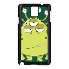 The Most Ugly Alien Ever Samsung Galaxy Note 3 N9005 Case (black) by Catifornia