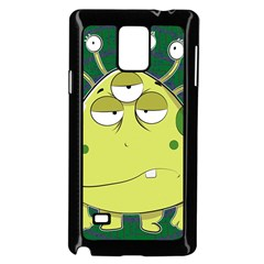 The Most Ugly Alien Ever Samsung Galaxy Note 4 Case (black) by Catifornia