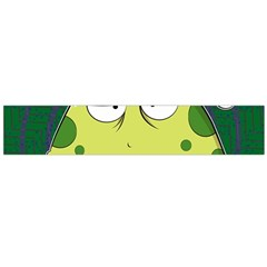 The Most Ugly Alien Ever Flano Scarf (large)