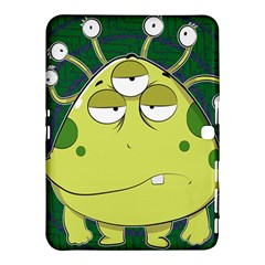 The Most Ugly Alien Ever Samsung Galaxy Tab 4 (10 1 ) Hardshell Case  by Catifornia