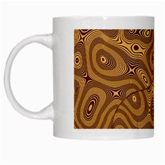 Giraffe Remixed White Mugs