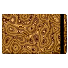 Giraffe Remixed Apple Ipad 2 Flip Case