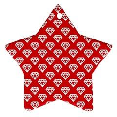 Diamond Pattern Ornament (star) by Nexatart