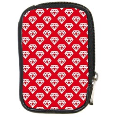 Diamond Pattern Compact Camera Cases by Nexatart