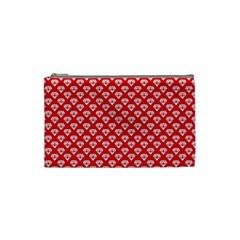 Diamond Pattern Cosmetic Bag (small)  by Nexatart