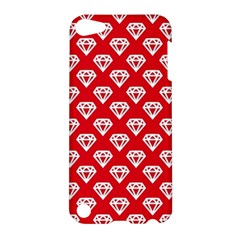 Diamond Pattern Apple Ipod Touch 5 Hardshell Case by Nexatart