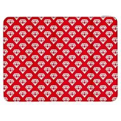 Diamond Pattern Samsung Galaxy Tab 7  P1000 Flip Case by Nexatart