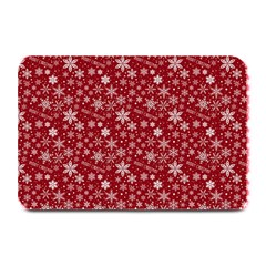 Merry Christmas Pattern Plate Mats by Nexatart