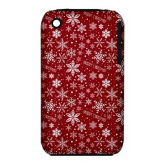Merry Christmas Pattern Iphone 3s/3gs by Nexatart